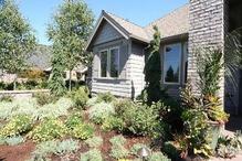 アメリカ住宅の庭先(7)