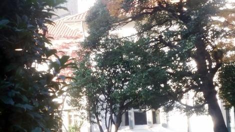 スペイン大使館公邸2