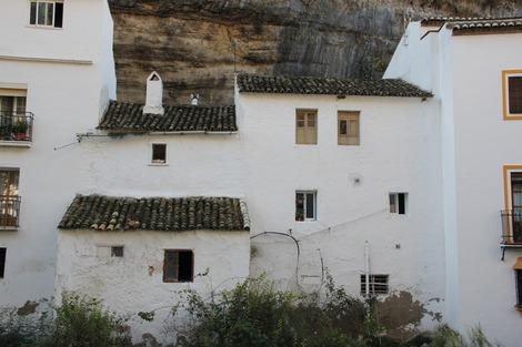 南欧の白壁(2)