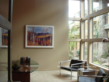 アメリカ住宅の窓 (2)