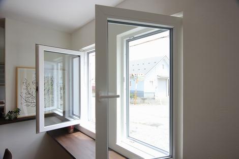 ドレーキップ窓の開閉(4)
