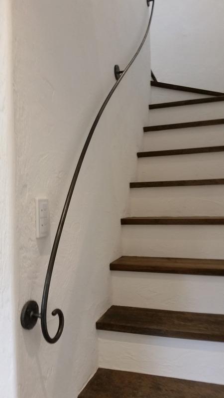 漆喰壁の家(1)