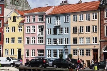 北欧の家の色彩(2)