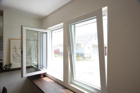 ドレーキップ窓の開閉 (3)