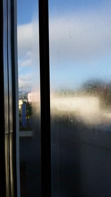 窓の結露(1)