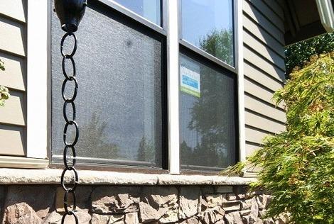 アメリカ住宅の窓(17)
