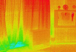 既存住宅非暖房室温度