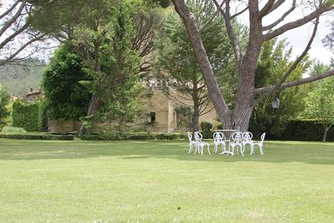 南欧の庭園 (1)
