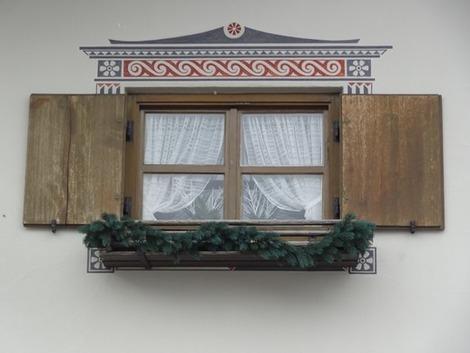 北欧住宅の窓辺 (10)