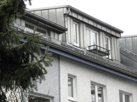 ドイツ住宅の窓
