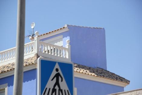 青い家(2)