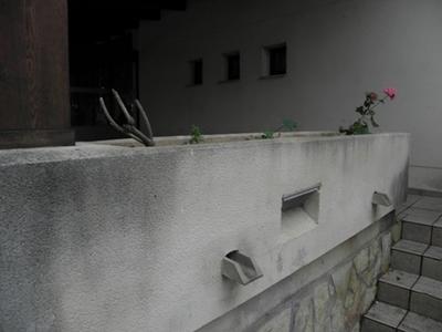 散水システム�
