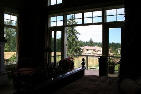 アメリカの家の窓 (5)