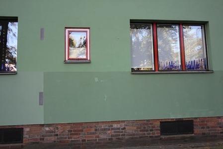 ドイツの家の窓色(7)