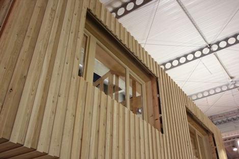 南欧の家:木造技術 (1)