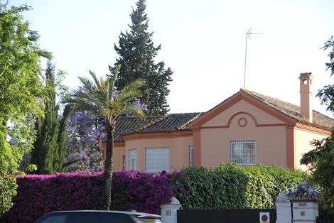 南欧の高級住宅地 (2)
