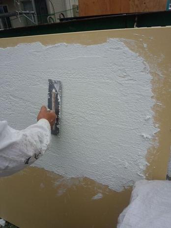 塗り壁チャレンジ