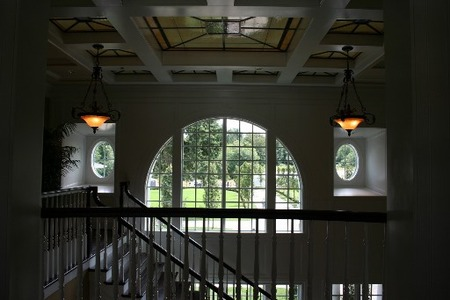 アメリカの家の窓 (3)
