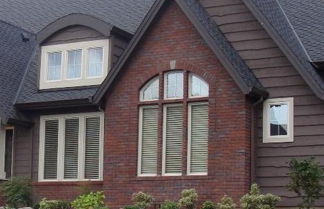 アメリカ住宅の窓(9)