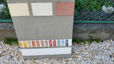 家の色彩見本 (3)