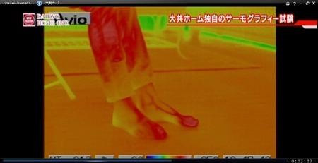 床暖房の効果(3)