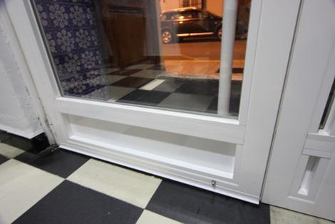 樹脂の玄関ドア (2)