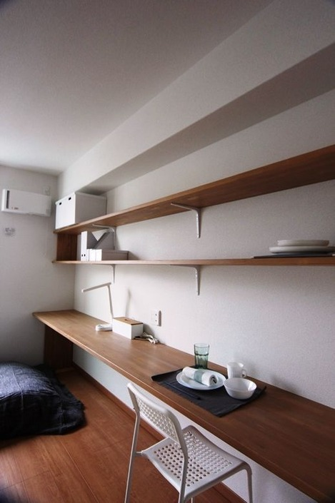 アパート建築 (2)