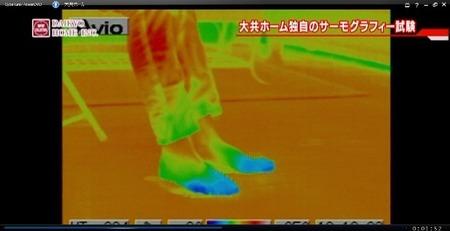 床暖房の効果(2)