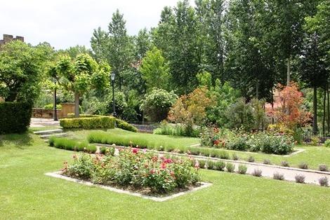 南欧の庭園 (2)