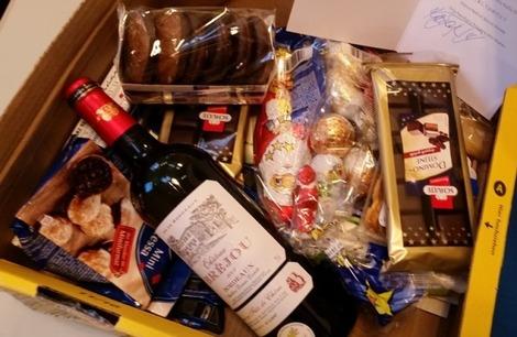北欧から贈り物