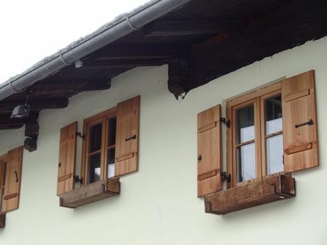 北欧住宅の窓辺 (7)