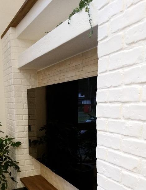 漆喰壁仕上げ(1)