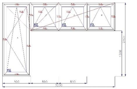 住宅の窓デザイン(3)