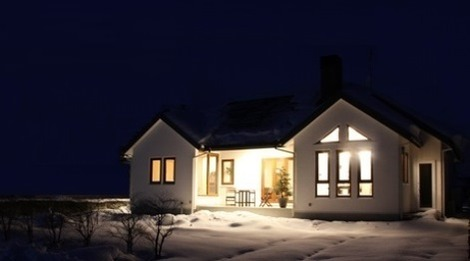 家の風景 (2)