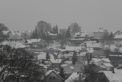北欧の家並み