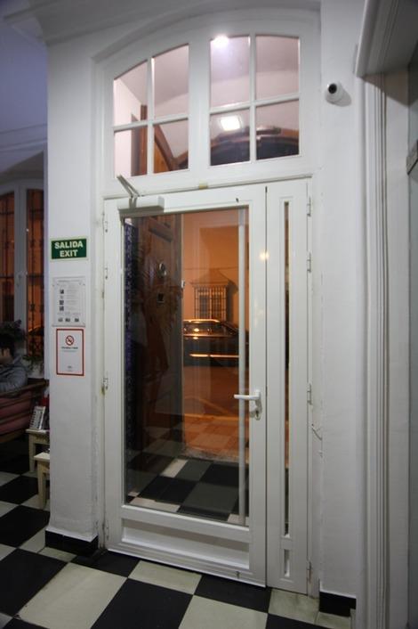 樹脂の玄関ドア (1)