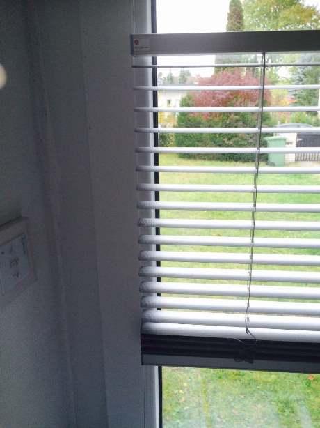 ドレーキップ窓:カーテン・ブラインド (1)