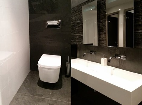 南欧のトイレ