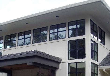 アメリカ住宅の窓(8)