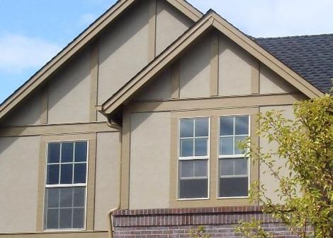 アメリカ住宅の窓(3)