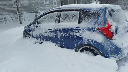 岩手の暴風雪(5)