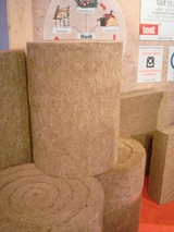 木質繊維ウール断熱材