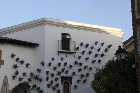 南欧の家の概観ポイント (7)