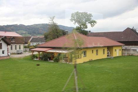 ヨーロッパの平屋 (2)