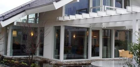 北欧の家の窓�