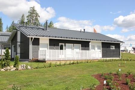 北欧の平屋住宅 (1)