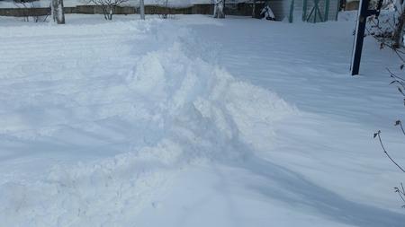 岩手の暴風雪(6)