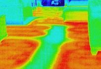 床暖房の温度