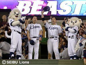 高橋光成投手の代役の熊代聖人選手