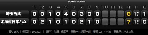 試合トップ   埼玉西武ライオンズ オフィシャルサイト (86)